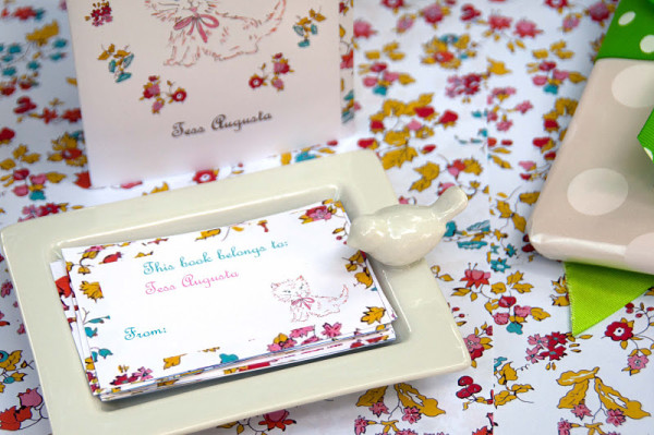Vintage-DIY-Book-Birthday-Party-Book-Plates