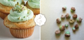 Bake This, Buy That {Fall Pistachio Cupcakes}