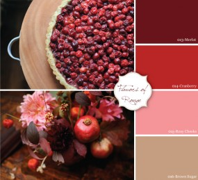 Inspire, Create, Celebrate {Flavors of Rouge}