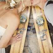 Nikki & Benjamin's Woodsy DIY Wedding