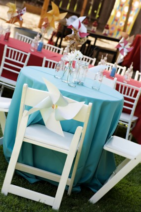 pinwheel-chair-decor