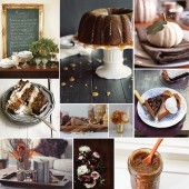 Inspiration: Fall Pumpkin Tasting Party