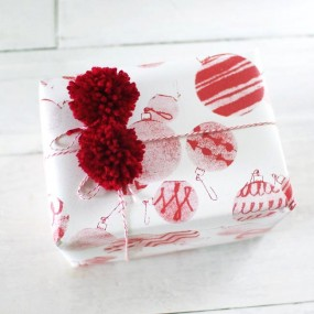 Handmade Wrapping Paper Round Up