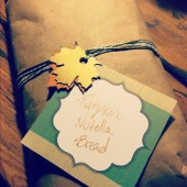DIY Thanksgiving Gift Wrapping