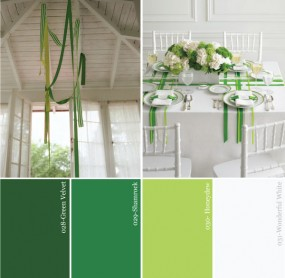 Hue It Yourself: Shades of St. Patrick's Day