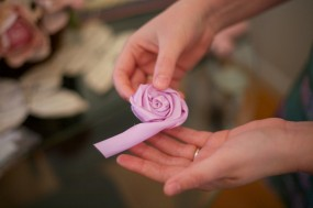 ribbon-flower-diy