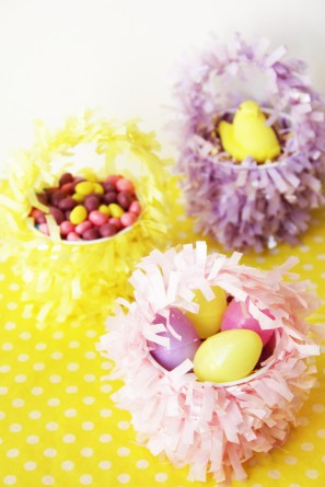 pink-purple-yellow-easter-baskets