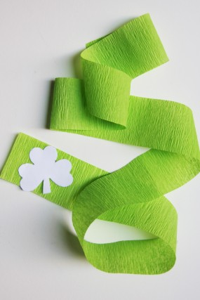 st-patricks-day-streamer-diy
