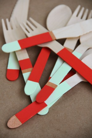 color-blocked-party-utensils