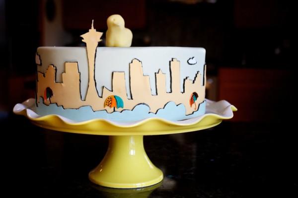 seattle-cake-baby-shower