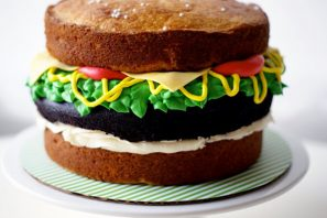 Five Ways to Make Burgers Into Dessert