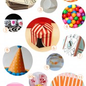Carnival Party Supply Guide
