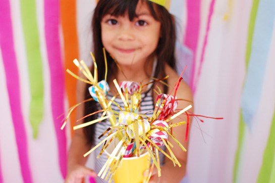 colorful-rainbow-girls-birthday-party