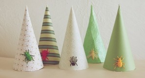diy-bug-party-hats