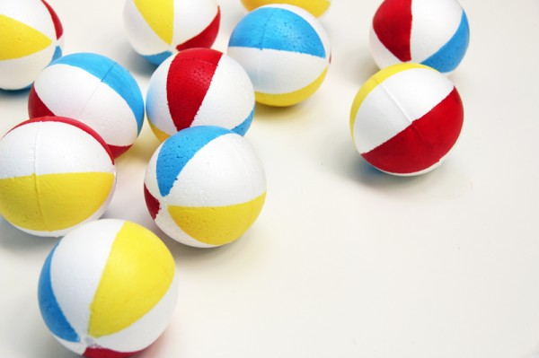 DIY Beach Balls