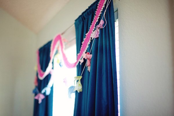 DIY Birthday Garland