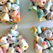Five Treats to Make with Cereal