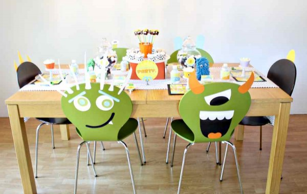 Monster-Birthday-Party-Chairs