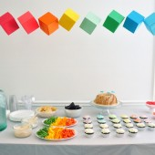 Planning A Rainbow Party