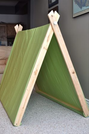 DIY Foldable Fort