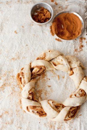 Cinnamon Pulla Bread Recipe