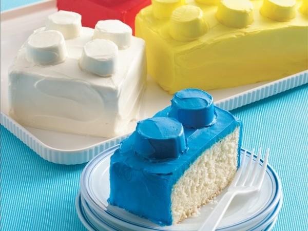 DIY Lego Cakes
