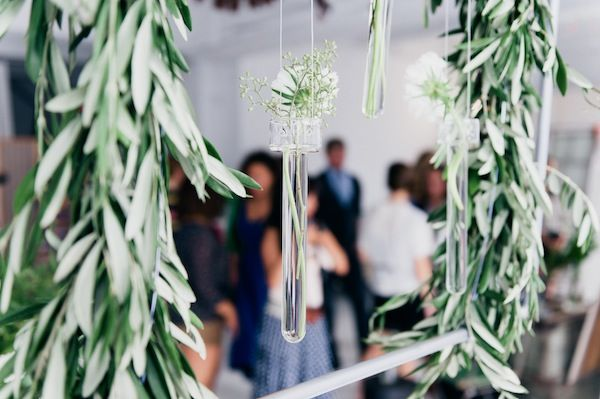 Hanging Greenery Blog Bash NYC