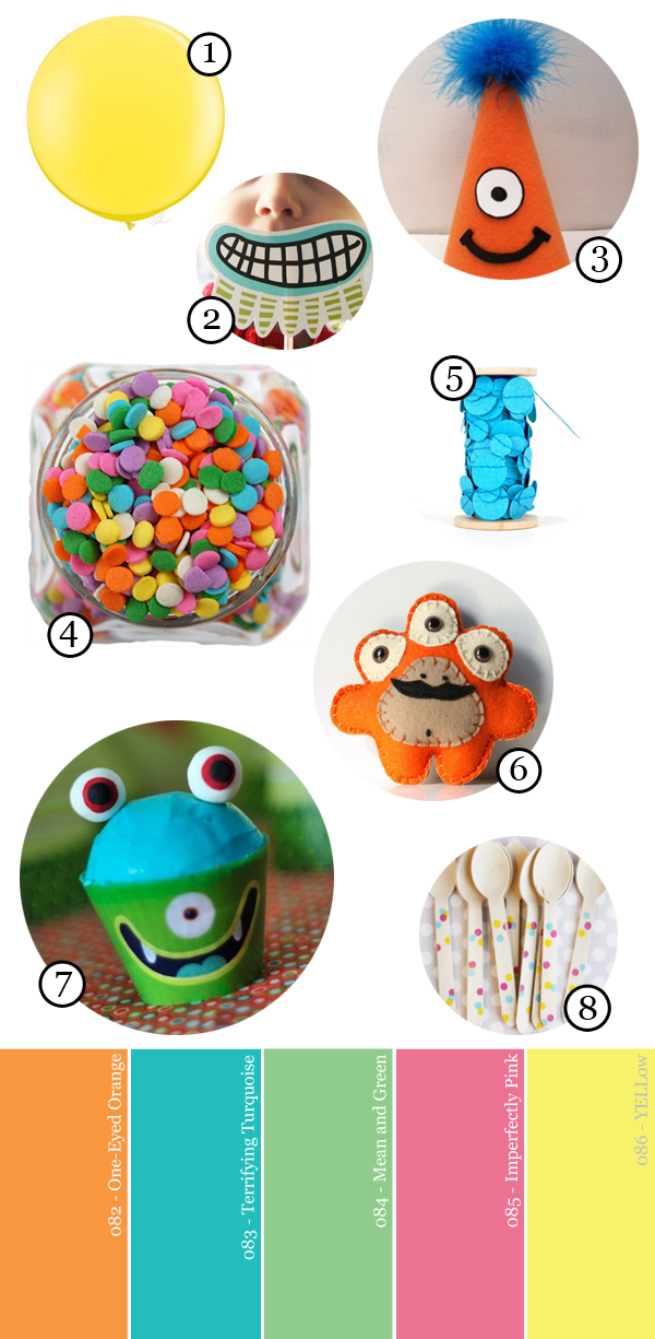 Monster Bash Party Supply Guide | Studio DIY