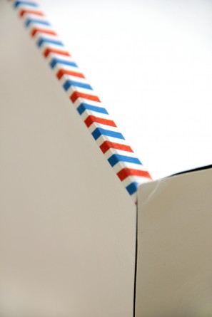Air Mail Halloween Costume DIY