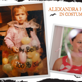 Alexandra Hedin: In Costume