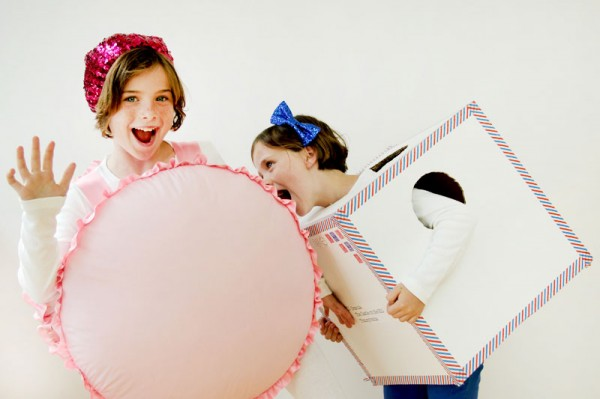 Easy DIY Halloween Costumes for Kids