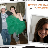 House of Earnest: In Costume