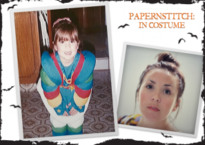Papernstitch: In Costume
