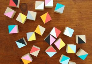 Five Things to do with Wooden Blocks