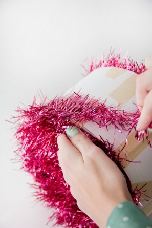 DIY Ornament Piñatas | Studio DIY