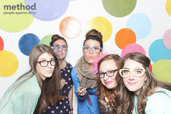 Alt Summit Smilebooth at Method Party