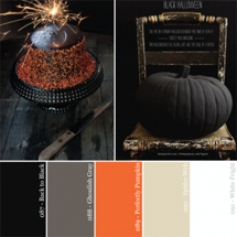Hue It Yourself: A Sprinkle of Spook, A Dash of Darkness