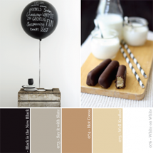 Hue It Yourself: Black and White and Neutral All Over