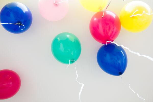 DIY Balloon Surprise for Birthdays