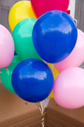 DIY Birthday Box of Balloons