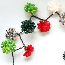 DIY-Christmas-Bow-Lights