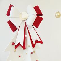 DIY-Christmas-Bow-Tree-Topper