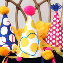 DIY-Embroidered-Party-Hats-297x200