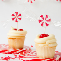DIY-Faux-Peppermint-Cupcake-Toppers