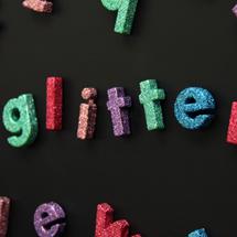 DIY-Glitter-Letter-Magnets