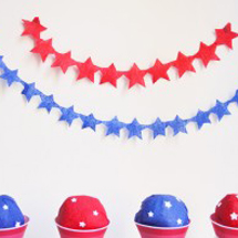 Fourth of July DIY Surprise Balls