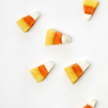 Frozen Yogurt Candy Corn