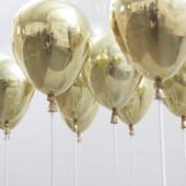 Golden Balloon Coffee Table
