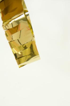 How To Fringe Gold Mylar