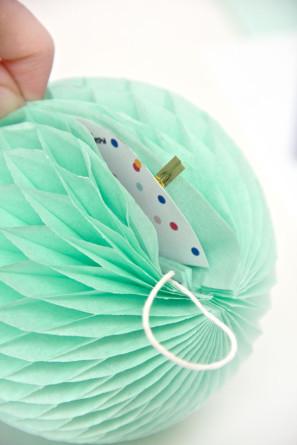 Interactive DIY Honeycomb Party Invitations